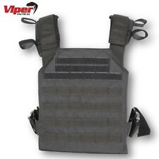 Viper Tactical Elite Carrier Military MOLLE Army Airsoft Black
