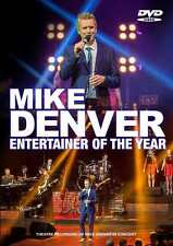 Mike Denver Entertainer Of The Year DVD New/2017/Country Music