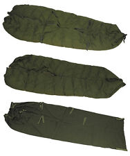 Bundeswehr KSK BW German Army SCHLAFSACK Cold Weather CW Sleeping bag 5 teilig