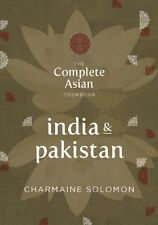 Complete Asian Cookbook India and Pakistan by Charmaine Solomon (Hardback, 2014)