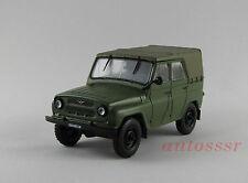 1:43 Russian jeep 4x4 UAZ-469 mag №10 cars USSR