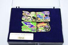 Terry Labonte Frankenstein Car Oct 5 1997 Nascar Wincraft Enamel Pin Set LTD ED