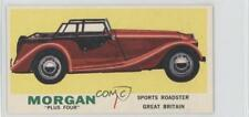 1961 Topps Sports Cars #17.1 Morgan Plus Four (Gray Back) Non-Sports Card d4s