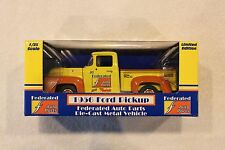 ERTL Collectable FEDERATED AUTO PARTS 1956 FORD PICKUP TRUCK 1:25 DIECAST