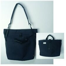Sandqvist x Volvo Car Collection Messenger/Laptop Bag In Black