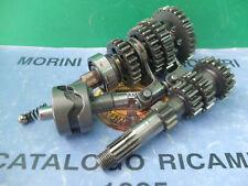 FRANCO MORINI UC4 4MR cambio motore 4 marce ingranaggi change axle gearshift