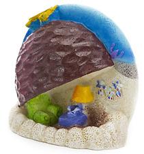 Penn Plax SpongeBob Patrick's Rock Home Aquarium Ornament