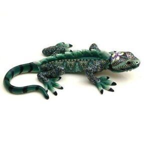 Iguana Baby Figurine FimoCreations FCFIB