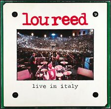 LOU REED - Live In Italy - 1984 Germany Double LP