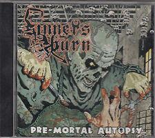SINNERS BURN - pre mortal autopsy CD