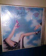"The Babys ~ ""Head First"" ~ 1979 ~ Near Mint ~ Vintage Vinyl LP"