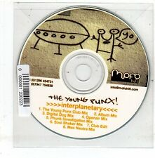 (EV111) The Young Punx!, Interplanetary - DJ CD