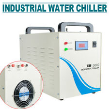 Industrial Water Chiller for CNC/ Laser Engraver Engraving Machine W/Folw alarm