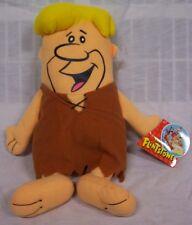"The Flintstones BARNEY RUBBLE 14"" Plush STUFFED ANIMAL Toy NEW"
