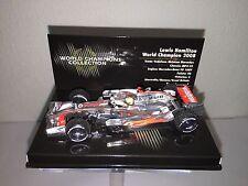 Lewis Hamilton World Champion Edition 2008 1/43 Minichamps Nr. 530084332