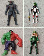 "Marvel 3.75"" Lot Compound Hulk Enchantress Gamora Kurse"