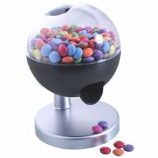 Tocco elettronico attivato SWEET Candy DISPENSER vintage CANDY GUMBALL MACHINE T