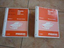 MAZDA 626 626 break modéle FL gf / gw MANUELS D'ATELIER du 08/2000 en Français