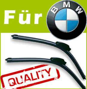 2 Scheibenwischer Wischerblätter Spezifisch für BMW X5 F15 2013+