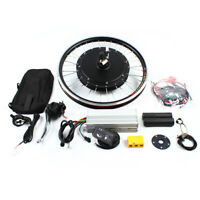 "48V 1KW 20"" Electric Bicycle Conversion kit for E-bike front wheel motor Cycling"