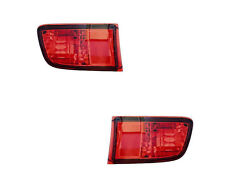PAIR of Rear Reflector Assemblies - Left & Right Sides Fits 03-05 Toyota 4Runner