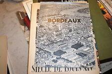 - BORDEAUX - la documentation francaise illustree n 76 1953