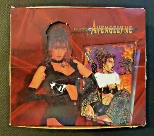 1996 Wildstorm - Avengelyne Chromium Trading Cards - Box of 23 Sealed Packs!