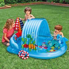 Intex Shark Play Center Pool with Built-in Sprayer