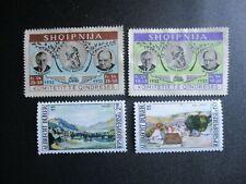 New ListingAlbania $ Stamps, Mh