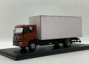 VERY RARE VW MAN 9.170 DELIVERY TRUCK LATIN BRAZIL 1:43 I-SCALE (DEALER MODEL)