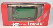 Herpa 1/87 043106 Mercedes Benz 309D LKW Koffer Polizei OVP #6197