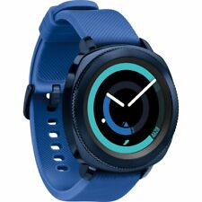 Samsung Galaxy Gear Sport Watch Azul Blue SM-R600 Smartwatch Water-resistant 50M