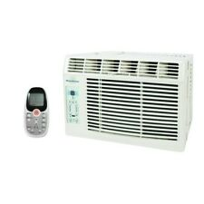 Window Air Conditioner 6000 BTU Energy Star LCD Remote Control AC Mount 3 Speed