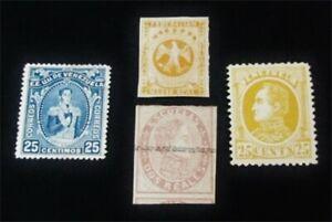 nystamps Venezuela Stamp # 12//258 Mint OG H / No Gum $33 F19y2746
