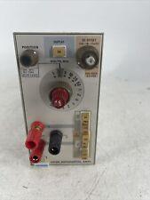 Vintage Tektronix 5a19n Differential Amplifier Plug In