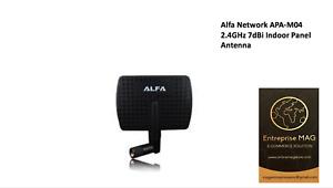 Alfa Network APA-M04 2.4GHz 7dBi Indoor Panel Antenna