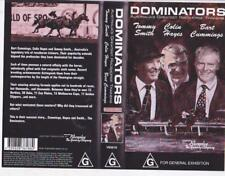 HORSE RACING DOMINATORS MINT SEALED   VHS VIDEO PAL~