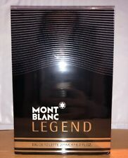 Mont Blanc Legend 6.7oz Cologne EDT Brand New In Sealed Box As Picture AUTHENTIC