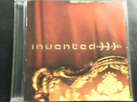 INVENTED    -   SCENERIES  OF  GOLD   ,    CD  2002 ,   SYNTH  POP