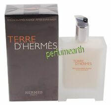 Terre Dhermes by Hermes for Men After Shave Balm 3.4/3.3 OZ 100 ML New In Box