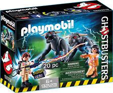 "PLAYMOBIL®  Ghostbusters™   9223    "" Venkman und Terror Dogs "",  NEU & OVP"