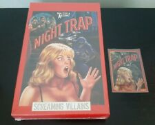 Night trap ps vita new and sealed gold card