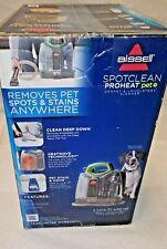 BRAND NEW BISSELL SPOT CLEAN PROHEAT PET NIB MODEL #5207W