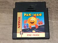 Pac-Man Tengen Nintendo Nes Cleaned & Tested Authentic