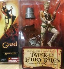 McFarlane Toys McFarlane's Monsters Gretel Twisted Fairy Tales Action Figure