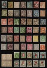 SWITZERLAND: Used/Unused Examples - Ex-Old Time Collection - Album Page (35538)
