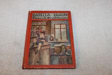 1927 Isabella Braun, Vintage German Book HB
