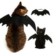 Halloween Costume Dress-up Cosplay Bat Wing Dog Cat Animal Spooky Outfit Clothes