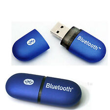 NEW BLUETOOTH USB 2.0 DONGLE ADAPTER FOR PC/LAPTOP UK
