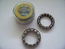 LAST ITEMS - NOS CAMPAGNOLO SUPER RECORD BB BOTTOM BRACKET BEARINGS
